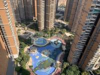 业主诚心出售 西江新城 君御海城 南向望花园 顶楼 小户型单价只需8字头
