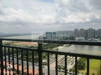 明湖四期 全新大三房 全新名牌家私家电 南向正望明湖公园