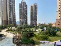 西江新城中心 翡翠西江 四房精装修南北对流 花园中间 明湖公园旁 学校相邻