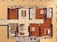 美的明湖二期 142方4房2厅2卫 7米阳台南向看花园 南北对流可望湖售162万