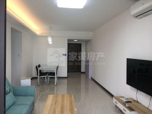 万科西江悦精装三房 家私家电新净齐全 环境优美舒适 仅租1800