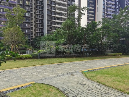 西江新城很近地铁口小区靓楼层三房二厅仅售75万,首付15万可做业主!