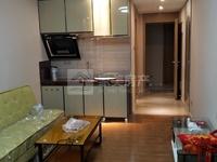 勤天汇 西江新城地铁出口旁 单身公寓 家私电齐全 拎包入住