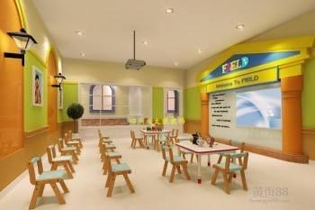S 培训机构招租!荷城市场侧 临近沛明、三小、阳光幼儿园附近 地段一流!