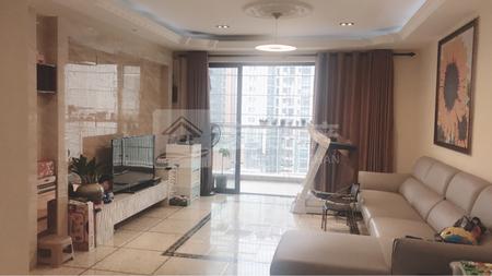 河江水睛湾 豪装电梯8楼 超级大3房 绝版户型 无按揭 看中了可以大砍 约看