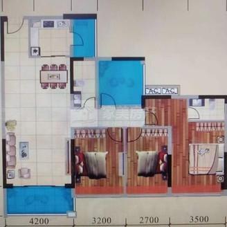 香格里花园 南向单位 实用4房 真实房源 单价9300一方 找我看房吧