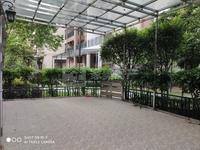 河江御泉湾 复式4房 前后带70方花园 带装修包过户87万 喜欢花园的快撩我