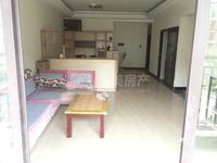 河江柏丽广场 交通方便 精装修3房2厅 家私家电齐全 拎包入住