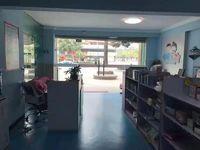 河江临街商铺 目前营业婴儿游泳馆 客源众多 地下80方夹层75方 接手即可营业