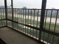 水岸华庭 中楼层4房 望江景采光好 够2 有匙随时看