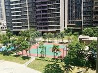勤天汇 新城中心 毛坯刚需三房 望小区花园 环境优美 小区带篮球场 够2年