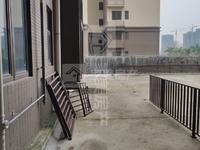 河江新城毛坯三房,南向,视野开阔.带130房大平台,无按揭无抵押,产权清晰