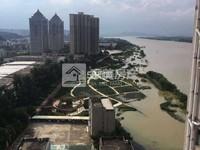 城中稀缺江景楼 明港城 高楼层精装电梯楼 135方仅售70万 均价只需5000