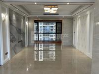 西江新城 公园旁 明湖二期 142方4房豪装 全新未住过 望明湖公园 楼层靓税低
