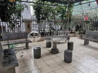 盈信广场商圈-小区管理一楼住宅送70方花园-装修新净拎包入住-交通便捷-四通发达