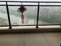 稀缺江景 秀丽河畔 天汇湾 大阳台和每间房都可以望秀丽河 景观一流 钥匙在手随看