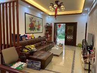 西江新城 美的西海岸大户型复式5房实用180方花园130方装修保养新净售168万