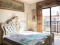 富星半岛1600每月,豪华装修3房高层无敌江景,拎包入住!