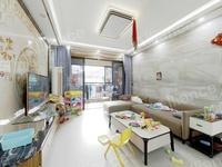 西江新城 银豪锦湾 精装修电梯4房2厅2卫!格局方正实用!赠送面积多达20