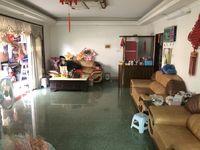 河江中心地段-小区管理15年楼龄三房带主套可改四房-送全屋家私家电
