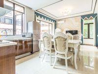 全区醉便 150方的联排别墅 总价低 带100方花园 豪华装修 格局美丽