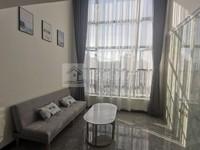勤天汇 复式公寓 家私电齐全 仅租1400 拎包即住 房源新净 环境舒适 房源多