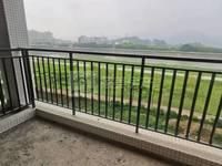 荷城春江叠翠 望江超大毛坯3房 双阳台南北对流户型 够2年 超大赠送面积 急售