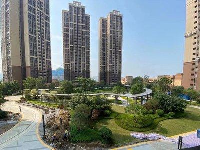 西江新城中心 翡翠西江 全新加推9座 120方实用4房 130米楼距 配套完善