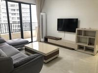 西江新城 勤天汇 全新装修 靓楼层 3房2厅 87方 仅售88万