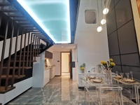 勤天汇复式公寓 业主原发票价出售 单价仅7062 平米 建面49方 实用有75方